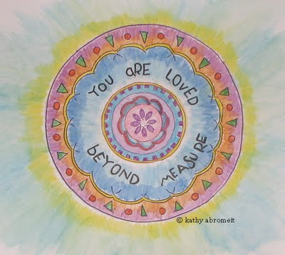 You are loved beyond measure - small file