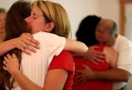 Forgiveness hug