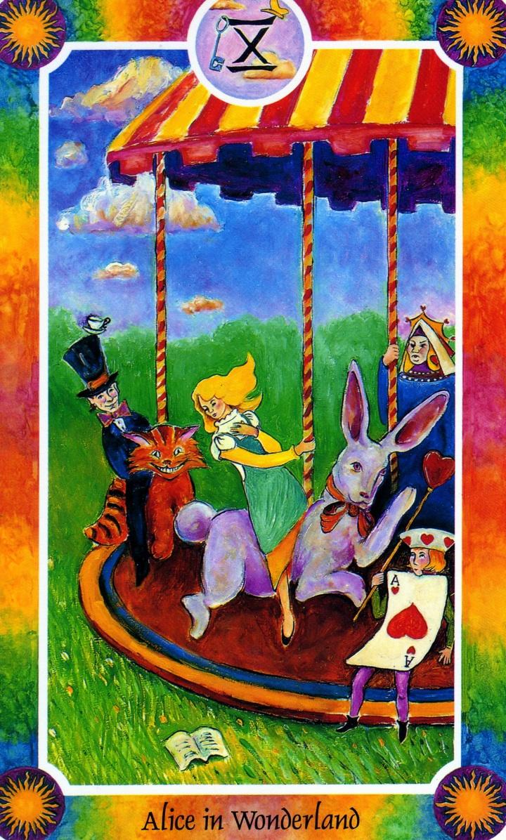 X Alice in Wonderland - Inner Child