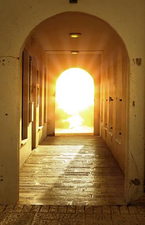 Hope Is The Doorway The Wayshower
