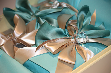 Beautifully-wrapped-gifts